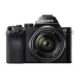 Cámara Alpha Ilce-7k De 24.3 Mp Lente Sel2870 Sony Store