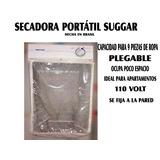 Secadora De Ropa Sugar Plegable. Hecha En Brasil