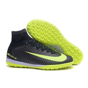 070014015c Nike Mercurial Superfly Tf Society Dourada - Chuteiras Nike para ...