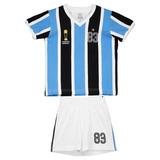 Uniforme Infantil Gremio - Futebol no Mercado Livre Brasil 57679286be7b2