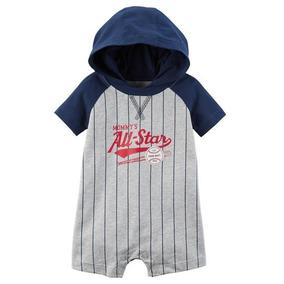 Carters Baby Baseball Com Bone - Roupas de Bebê no Mercado Livre Brasil 8a1f477624f