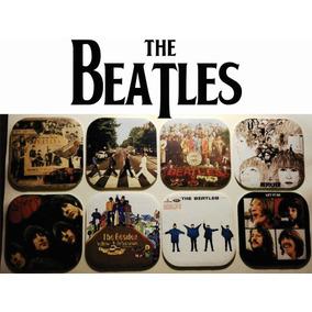 Posavasos Estampados X8 - The Beatles