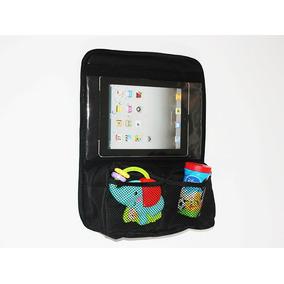 Organizador Veicular Com Case Porta Tablet Até 11 Polegadas