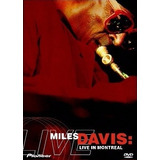 Miles Davis Live In Montreal Dvd