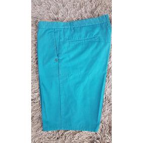 Short Volcom Original Para Hombre Talla 38 Azul