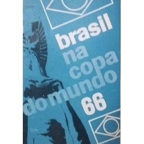 Revista Brasil Na Copa Do Mundo De 1966 - Raridade