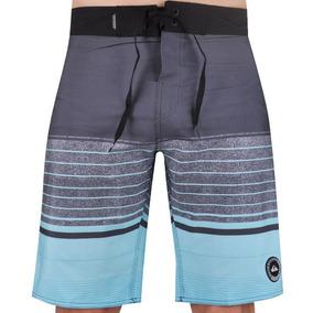 Bermuda Quiksilver Cut Wave - Calçados, Roupas e Bolsas no Mercado ... 09d09df49d