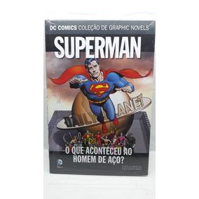Dc Comics Graphic Novels O Quê Aconteceu Ao Homem De Aço 64