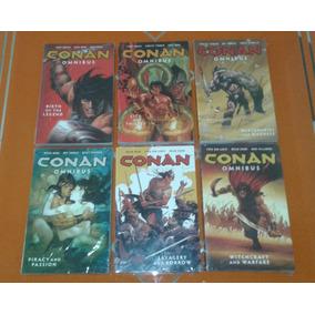 Conan Omnibus 1, 2, 4, 5, 6 E 7