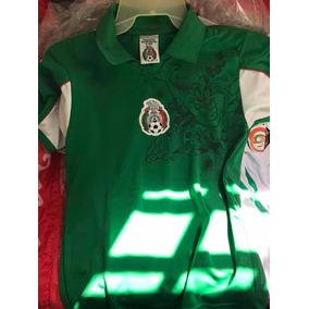 Playeras Clon De La Seleccion Mexicana Mujer en Mercado Libre México ec6e928d84b