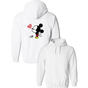 Disney Canguro Sr Mickey Beso Mouse Buzo p5r5wqna