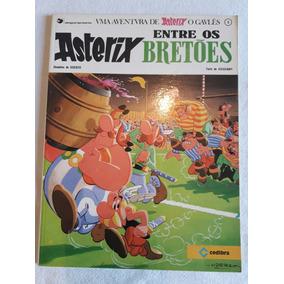 Asterix Número 4 Cedibra Em Excelente Estado