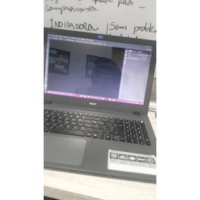 Notebook I7 - 8gb - 1 Tera - Com Caixa Original - Acer 15,6