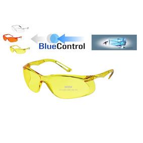 6f4ed5a39905a Óculos Gamer Blue Ray Block Luz Azul 2 Peças C  Frete Gratis