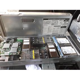 Servidor Hp Blade Xeon 2.66ghz 128 Gb 2x Hd 146gb 15k Sas