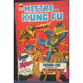 Mestre Do Kung Fu Nº 6 - Bloch !!