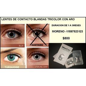 d72a1591a6 Lentes Contacto Blandas Graduadas - Otros en Mercado Libre Argentina