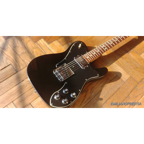 Guitarra Fender Telecaster Custom Made In México Como Nueva