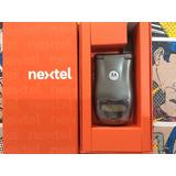 Nextel Iden I836 Negro Con Gris Edicion Limitada Nuevo Refub