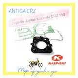 Jogo De Juntas Moto Kasinski Original Crz 150 10 11 12 13 43704499543