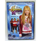Dvd Série Hannah Montana 2a Temporada Volume 2 - Lacrado