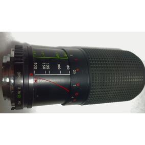 Lente Minolta Jc Penney 80-200mm F3.9