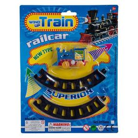 Trem Locomotiva A Corda