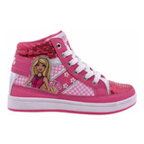 Zapatillas Barbie Con Luces Orig Footy 810 811 Mundo Manias
