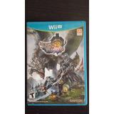 Monster Hunters Nintendo Wii U