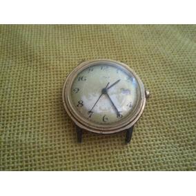 Antiguo Reloj Timex De Cuerda Para Reparar O Coleccionar