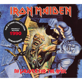 Cd Iron Maiden No Prayer For The Dying (1990) Em Estoque