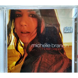 Michelle Branch Hotel Paper Cd Nuevo Sellado Original