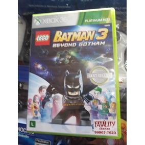 Lego Batman 3 The Video Game - Xbox 360 Original (usado)