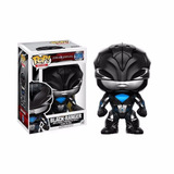 Funko Pop Black Ranger 396 - Power Rangers