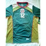 Playera Selección Mexicana De Fútbol