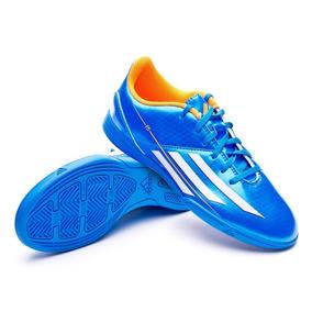 b32b8a5d9b202 Zapatos De Futbol Sala Para Niños adidas F5