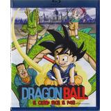 Dragon Ball El Camino Hacia El Poder Pelicula Blu-ray