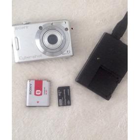 Câmera Sony Cybershot 7.2mp