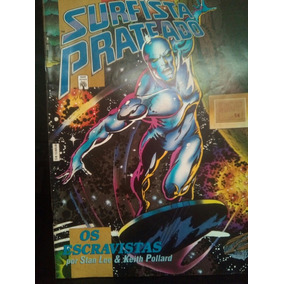 Revista Surfista Prateado Stan Lee,grafic Marvel 14