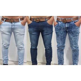 34860ed533213 Calças Calvin Klein Calças Jeans Masculino em Mauá no Mercado Livre ...
