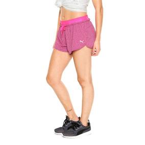 Shorts Puma Transition Feminino 59077538 - Gg - Rosa