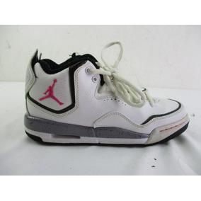 c68f97cd99c Tenis Nike Color Mostaza Jordan Basquetbol Hombre Usado en Mercado ...