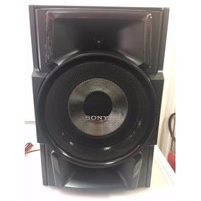 Caixa De Som Acústica Sony 135w Rms 8pol Original Nova