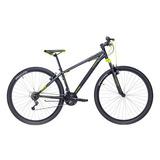 Bicicleta Mercurio Kaizer Rodada 29 C/suspensión 21 Vel 2019