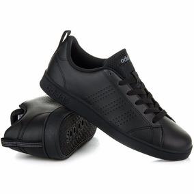 Tenis adidas Advantage Clean Negro