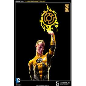 Sinestro Green Lantern Sideshow Premium Format 1/4 Exclusive