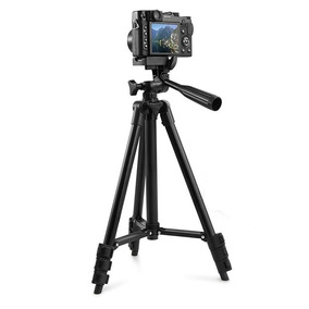 Tripé Universal Telescópico Para Câmera E Celular 1,02 M