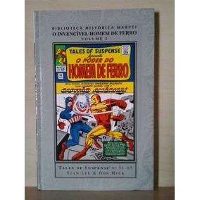 Biblioteca Histórica Marvel - O Invencível Homem De Ferro 2