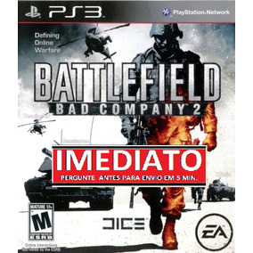 Battlefield Bad Company 2 Ps3 Psn - Midia Digital
