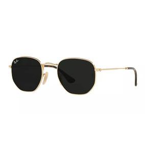 1a52de69cc24e Rb Hexagonal De Sol - Óculos no Mercado Livre Brasil